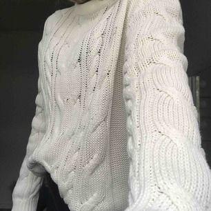 stickad tröja från lager 157 super skön och stor i storleken