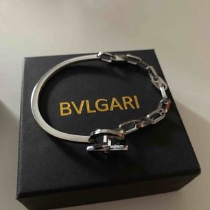 Bulgari armband rostfritt stål hypoallergenic