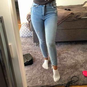Jeans från Zara, använda fåtal gånger💛💛