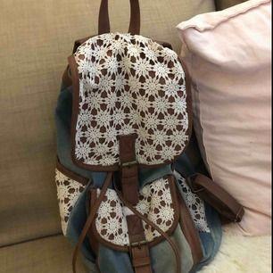 Denna supersöta trendiga ryggsäck säljer jag nu! ^Frakt avgörs på vikt^