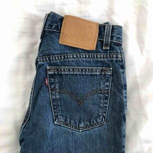 Jättejättejätte fina Levis Jeans. Storlek 25/XS  Passar TYVÄRR inte mig :( Frakt ingår i priset ♥️