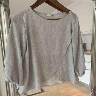 Zara blus i omlott