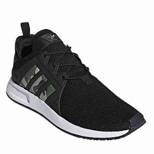 Adidas skor med camo. Storlek 38. Använda en gång.