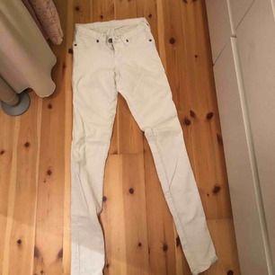 Vita dr. Denim jeans storlek 34