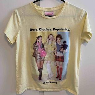 En clueless T-shirt. Köpt på zalando