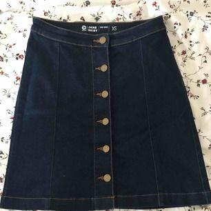 En ny kjol som är för liten på mig