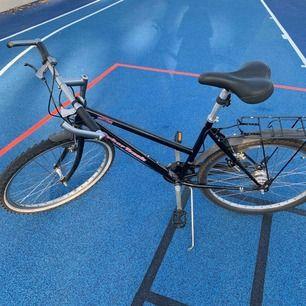Fin cykel, inget fel. Original pris 1500. Kommer inte gå under 700 kr