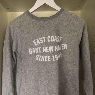 Gant sweatshirt i strl 170, passar Xs och s!