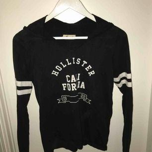 Svart Hollister tröja