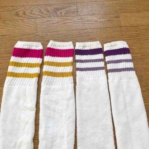80's strumpor Köpta från Humana, endast använda 1 gång. 99 kr+20 kr (frakt) för 2 par!