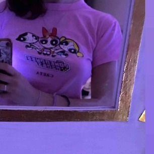 Supercute Powerpuffpinglorna vintage tröja!💕 Köparen står för frakt!!
