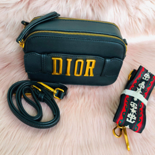 Dior belt bag awsome kvalité ekta hets look. Dubbla remar  tillkommer. Fraktas om så önskas