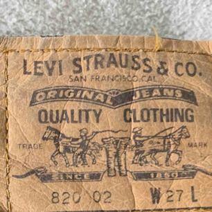 Jeans kjol från Levis