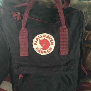 Äkta fjällräven ryggsäck i gott skick. Endast seriösa köpare Tack!