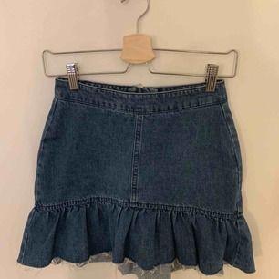 Jeans kjol från Gina knappt använd