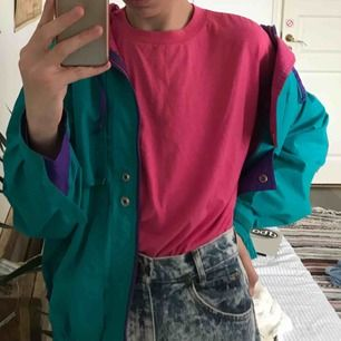 Vintage 80's rosa t-shirt 💋 Frakt tillkommer 👼🏼
