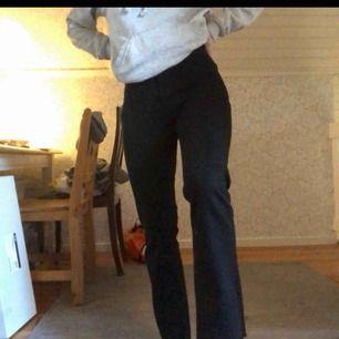 Helt nya och oanvända bootcut jeans från Lindex  Frakt tillkommer❤️