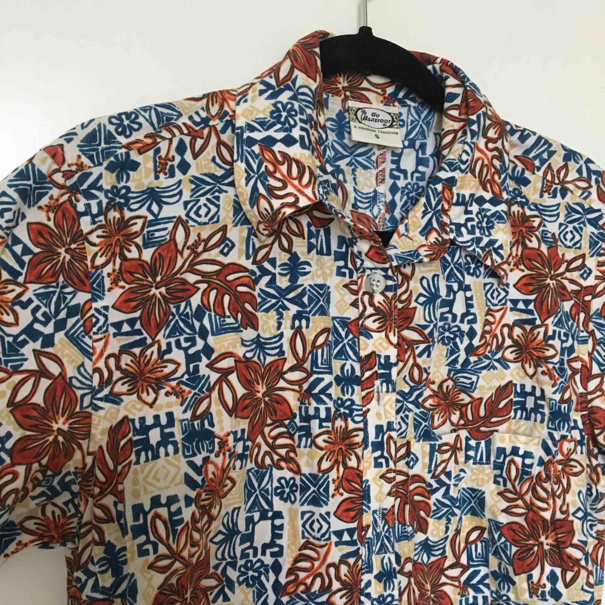 Skitsnygg Hawaii skjorta . Skjortor.