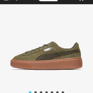 Välanvända skor från puma, storlek 39, frakt 63kr 💚