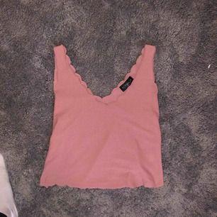 Ett croppat linne från Topshop!