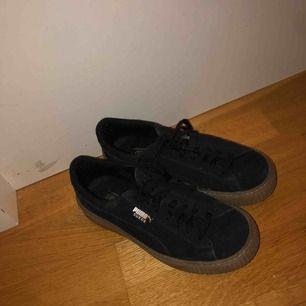 Puma sneakers, storlek 38, använda fem gånger, säljer för dom är för små!