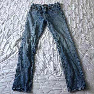 Levis jeans. Köpta second hand för 500 kr. W29 L29. Storleken stämmer inte, snarare en W26