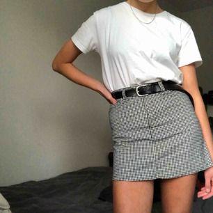 Rutig kjol från Brandy Melville
