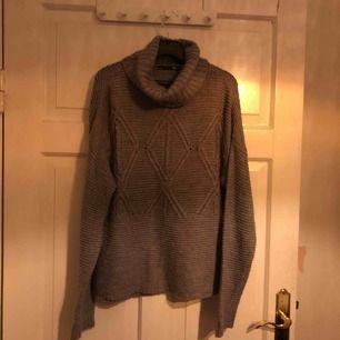Jättefin stickad tröja från Lager 157
