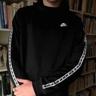 Nästan helt oanvänd Nike hoodie.