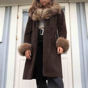 Vinterkappa från Engströms i begagnat skick, i strl 42 men passar mig som har S. Frakt 100kr