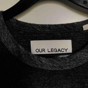 "Our legacy t-shirt i typ ""handdukstyg"" nypris 1400"