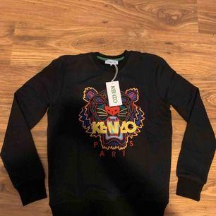 Säljer helt ny Kenzo sweatshirt med tagget och allt ny
