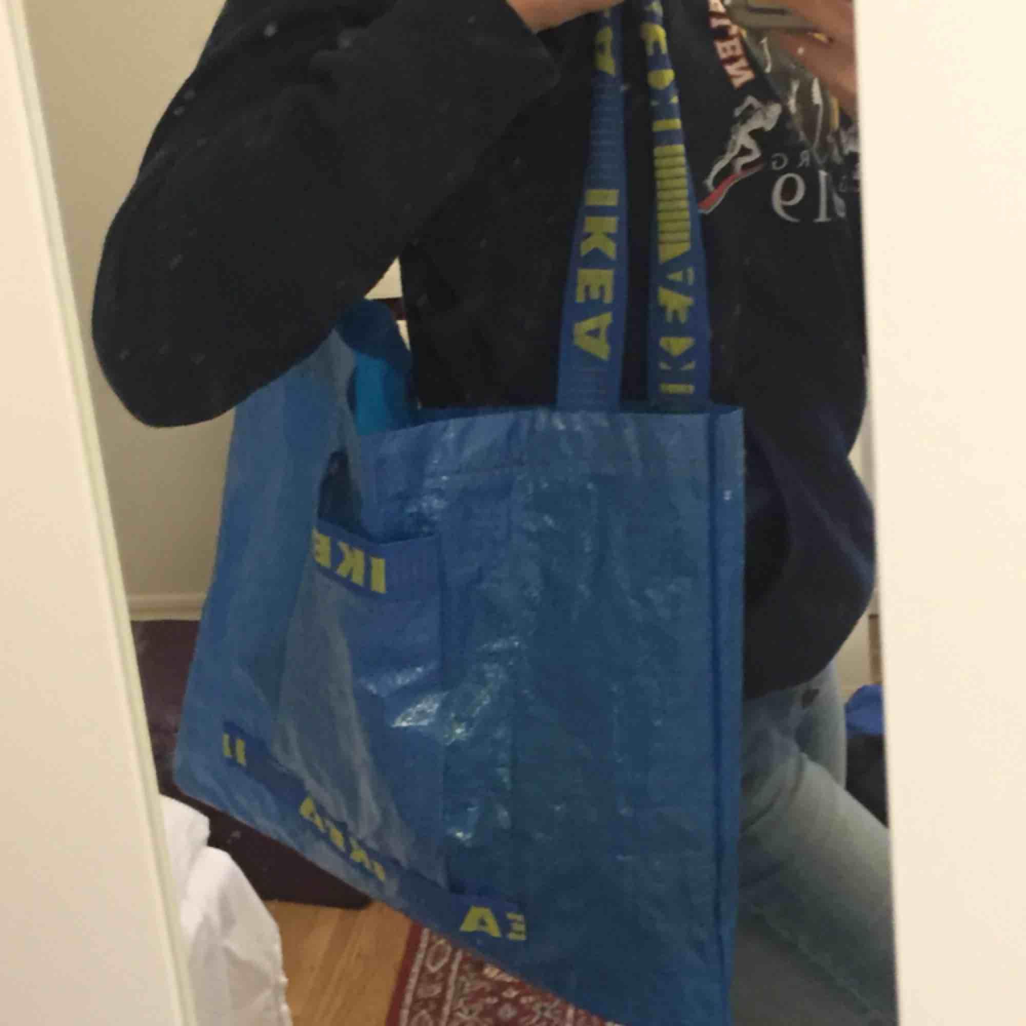 Köpt av en kompis, aldrig haft tillfälligheten till att använda den. Så helt oanvänd. 55kr + 59kr frakt!. Väskor.