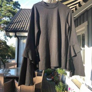 Superfin lite tjockare tröja som tyvärr inte kommer till användning  Perfekt nu till höst och vinter  Passar s/m   Eventuell frakt tillkommer💗