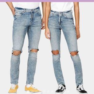 Cheap monday jeans helt oanvända, storlek S Nypris 799 Mitt pris 350
