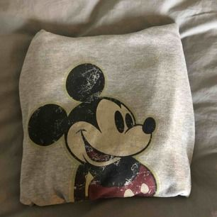 Hoodie från Disney köpt för 500kr, i bra skick o inga hål. Trycket ska vara lite slitet