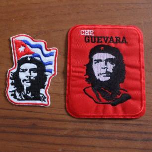 Två stycken Che Guevara tygmärke för 29kr inkl frakt!
