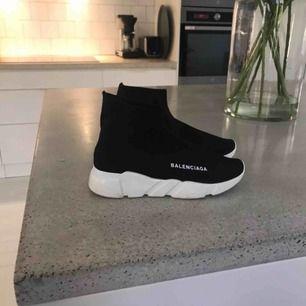 Balenciaga skor kopior! Endast använda en gång, köparen står för eventuell frakt! Priset går att diskutera!