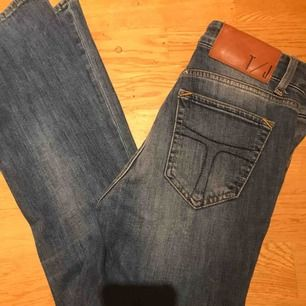 Så snygga tiger of Sweden jeans, liten bootcut⭐️ Nypris 1039