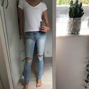 Snygga jeans från Abercrombie & Fitch😊