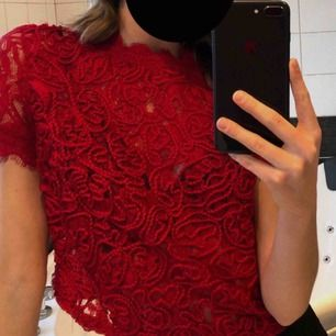 jättesöt spetstopp med dragkedja i bak, från Zara (andra bilden är inte min dock)