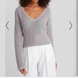 Jättefin tröja från NAKD  Storlek xxs men passar mig som är Xs/S