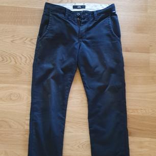 Äkta vans byxor, säljer pga för små