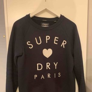 Super dry sweatshirt S  300 ink