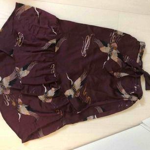 Fin kjol från vila storlek 38 men passar även mig som annars har 34 vanligtvis
