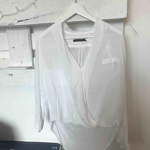 Söt vit blus från Zara!