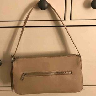 Jätte fin liten väska!! Rosa/beige