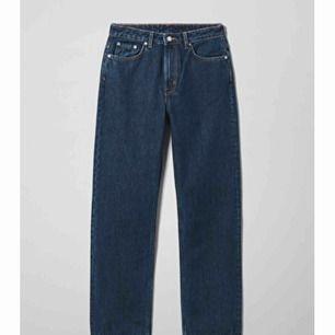 Nya weekday jeans i stylen voyage W26 L30, använda 1 gång!!🥰🦋