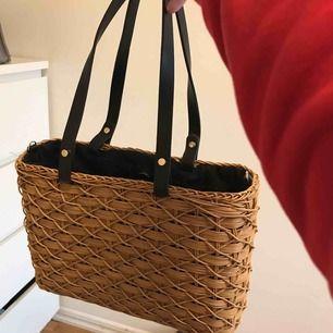 Fin strandväska som man även kan använda till vardags