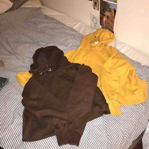 Snygga hoodies från monki, 100st eller båda för 160
